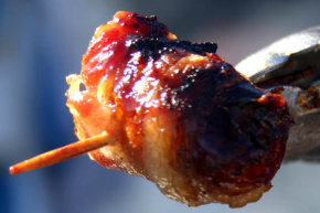 SimpleFoodie Chorizo Stuffed Dates