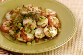 SimpleFoodie German Potato Salad