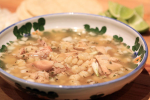 Turkey Bone Pozole