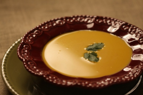 Creamy Carrot Soup