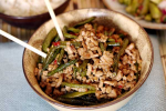 Stir Fried Chinese Long Bean