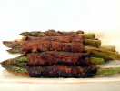 Asparagus Wrapped in Beef