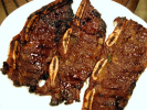 Korean BBQ Spare Ribs