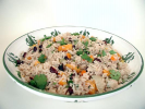 Caribbean Fried Rice