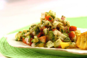 Tropical Ceviche