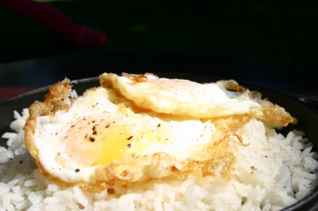Cuban Fried Eggs