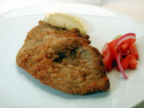 Breaded Steak