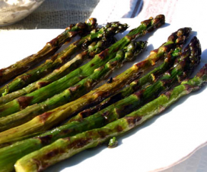 Grilled Aspargus