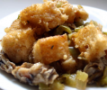 Cajun Oyster Stuffing
