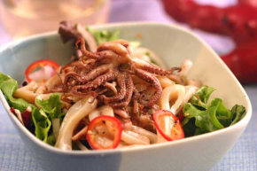 Thai Grilled Squid Salad