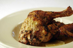 Broiled Lemon Chicken