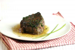 Roasted Filet Mignon with Herb Butter