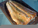 Cedar Planked Salmon with Maple Syrup Glaze