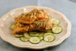 Pacific Northwest Grilled Salmon