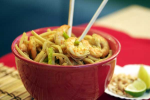 Shrimp with Green Curry